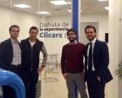 Clicars startups