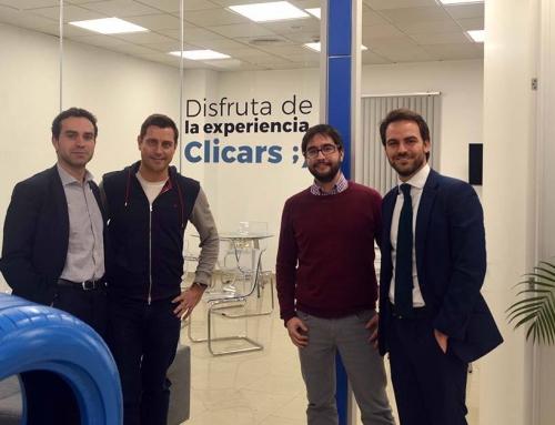 Clicars, una startup que revoluciona la venta de coches